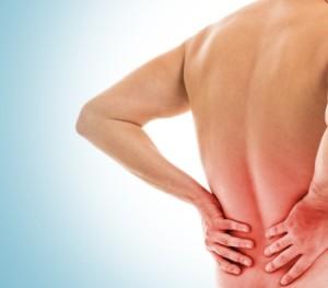 posture - hands on back 450 width