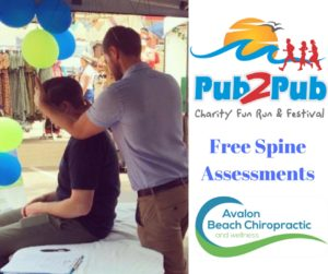 Newport Chiropractor – Pub2Pub Fun Run